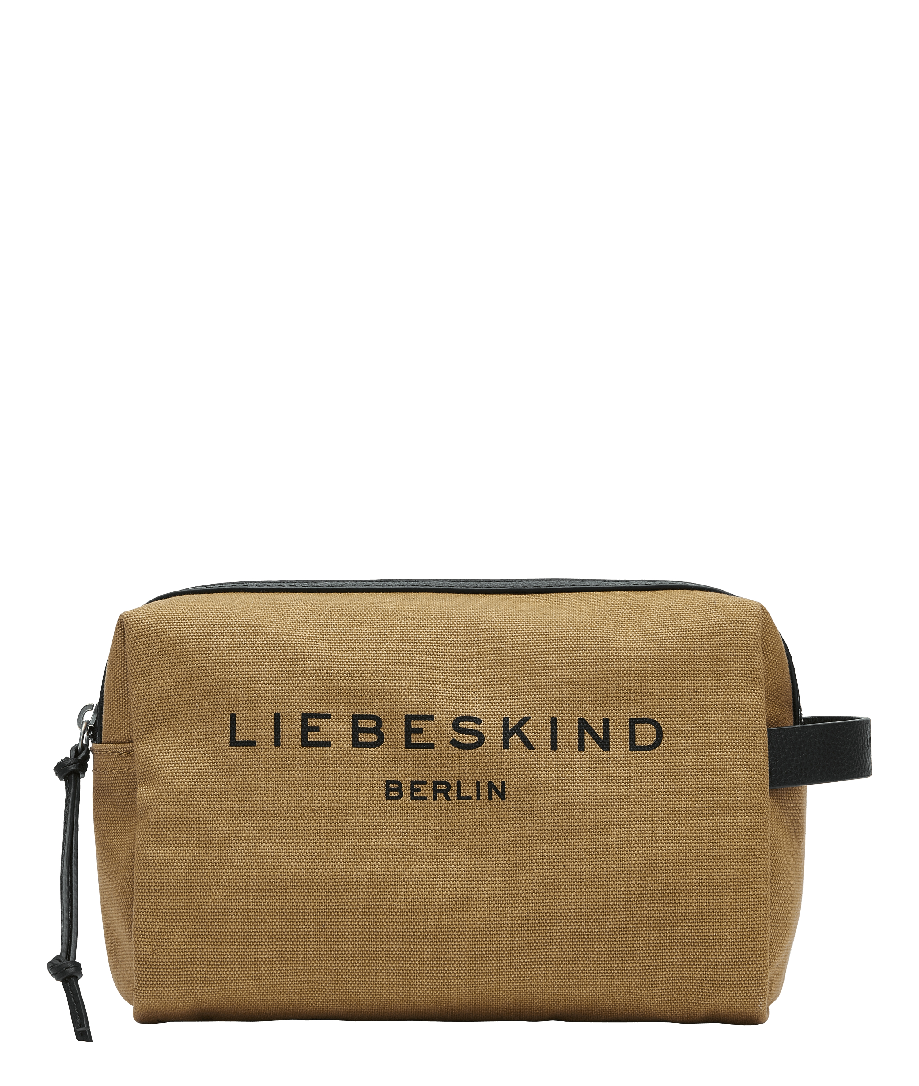 Liebeskind-Berlin Gray Cosmetic Pouch M