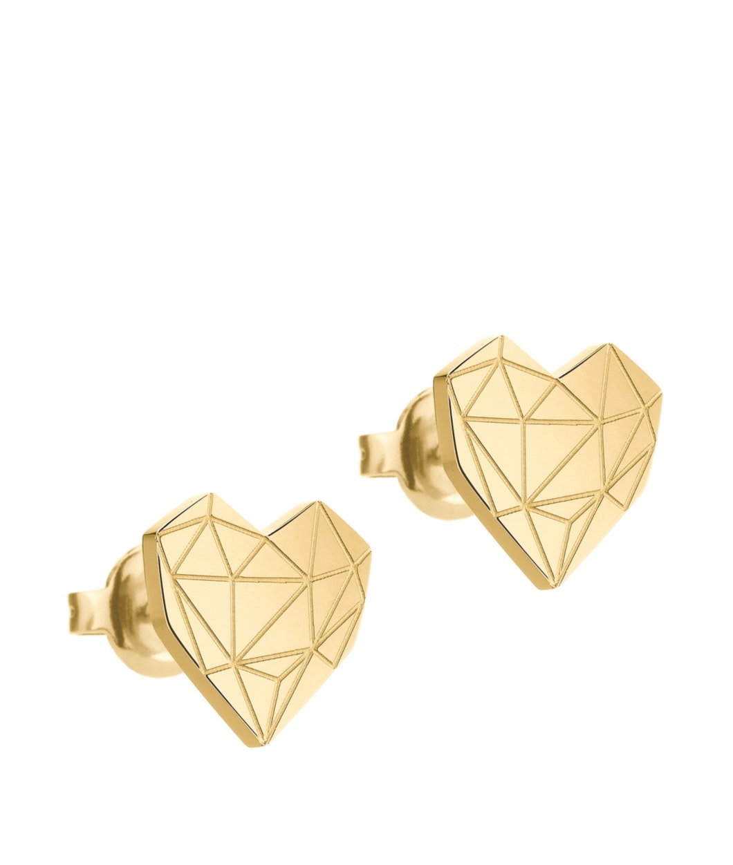 ProConcept Liebesind Ohrringe Gold
