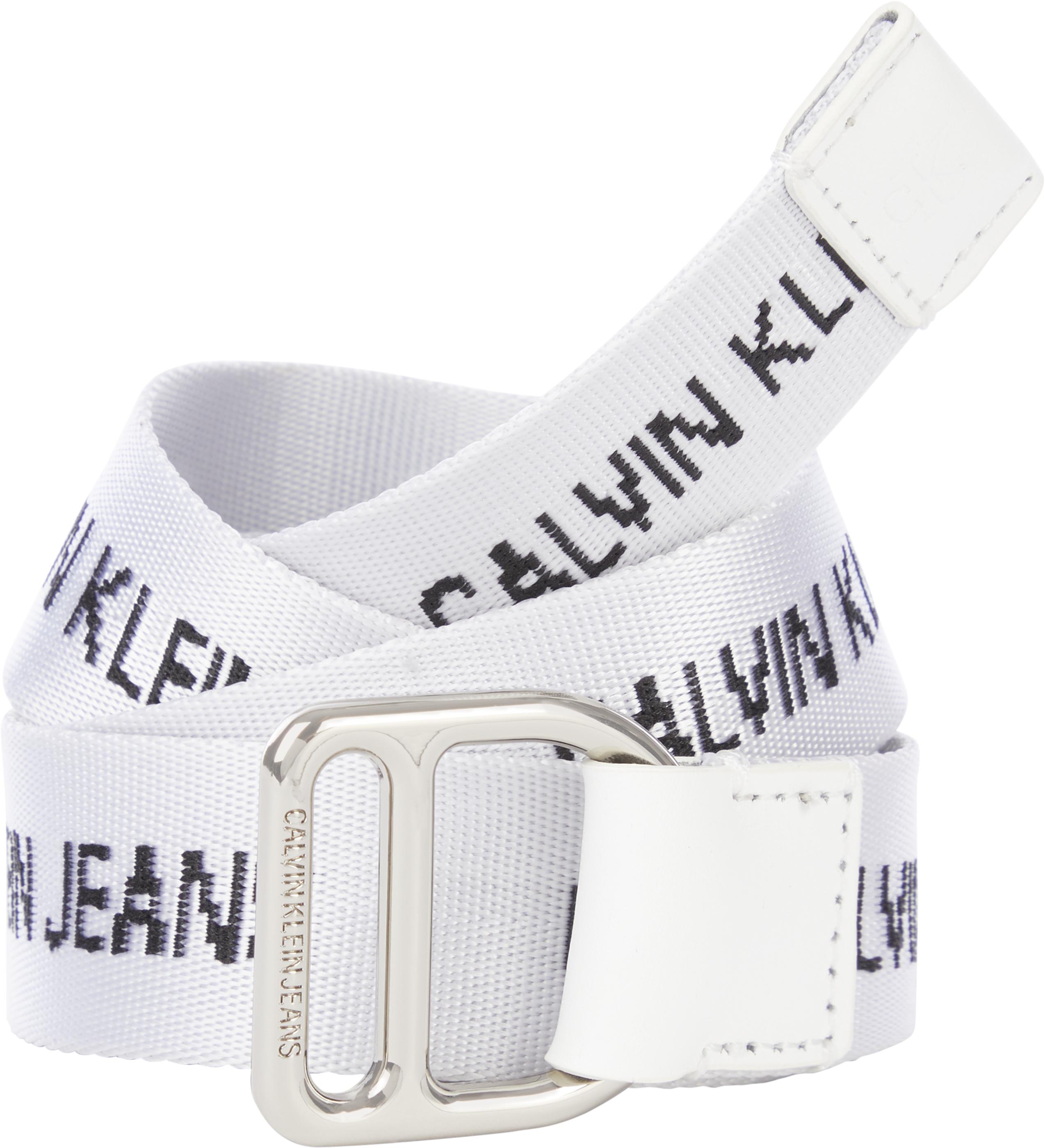 Calvin Klein Logo Gürtel