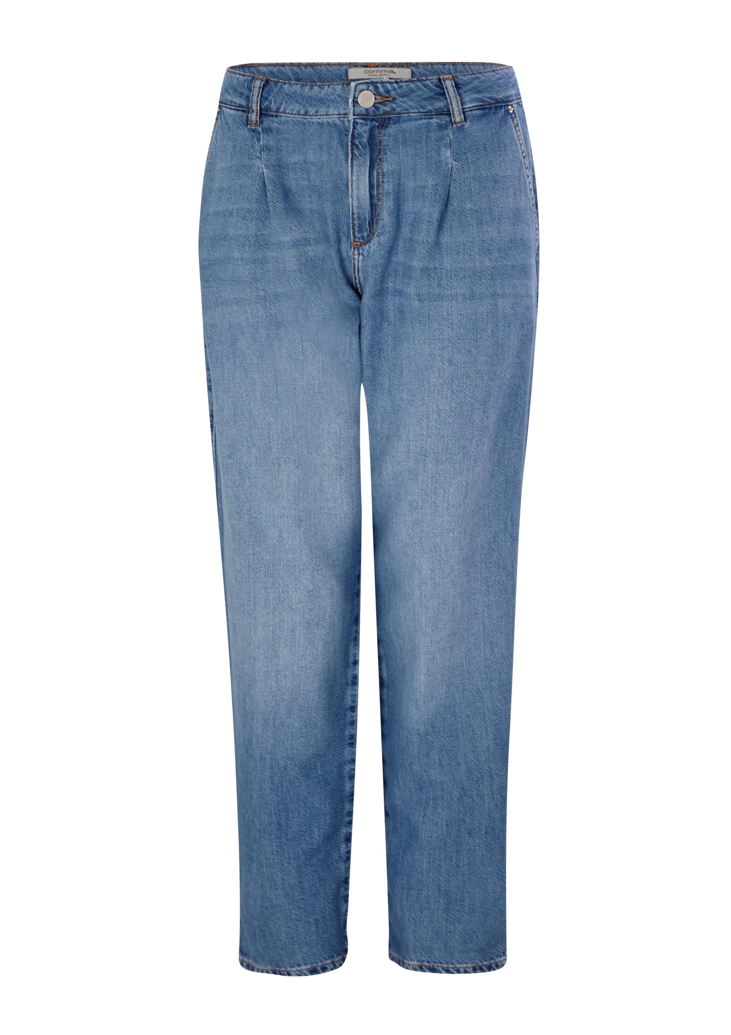 comma ci Jeans mit leichter Waschung