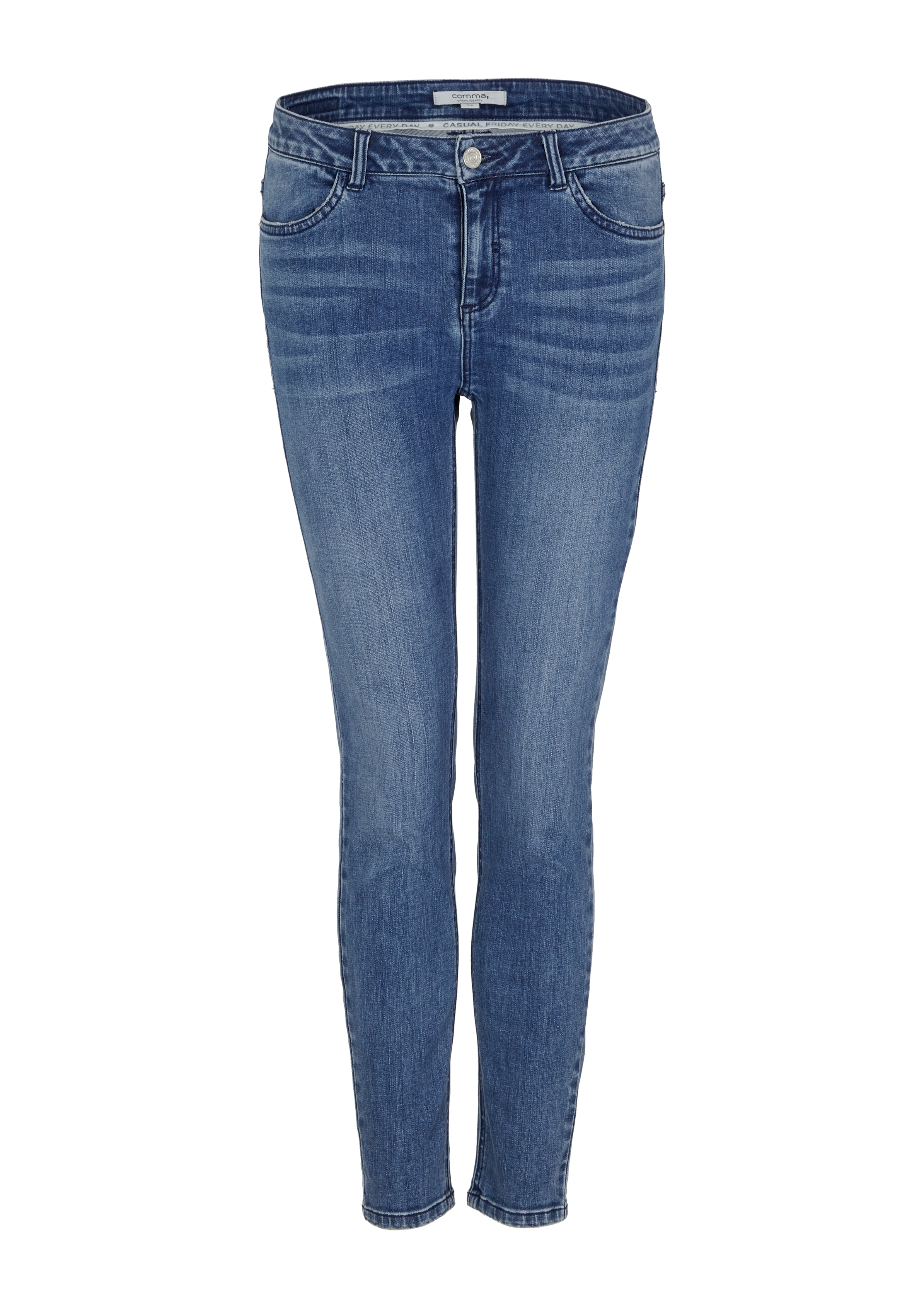 Comma Skinny Fit Jeans
