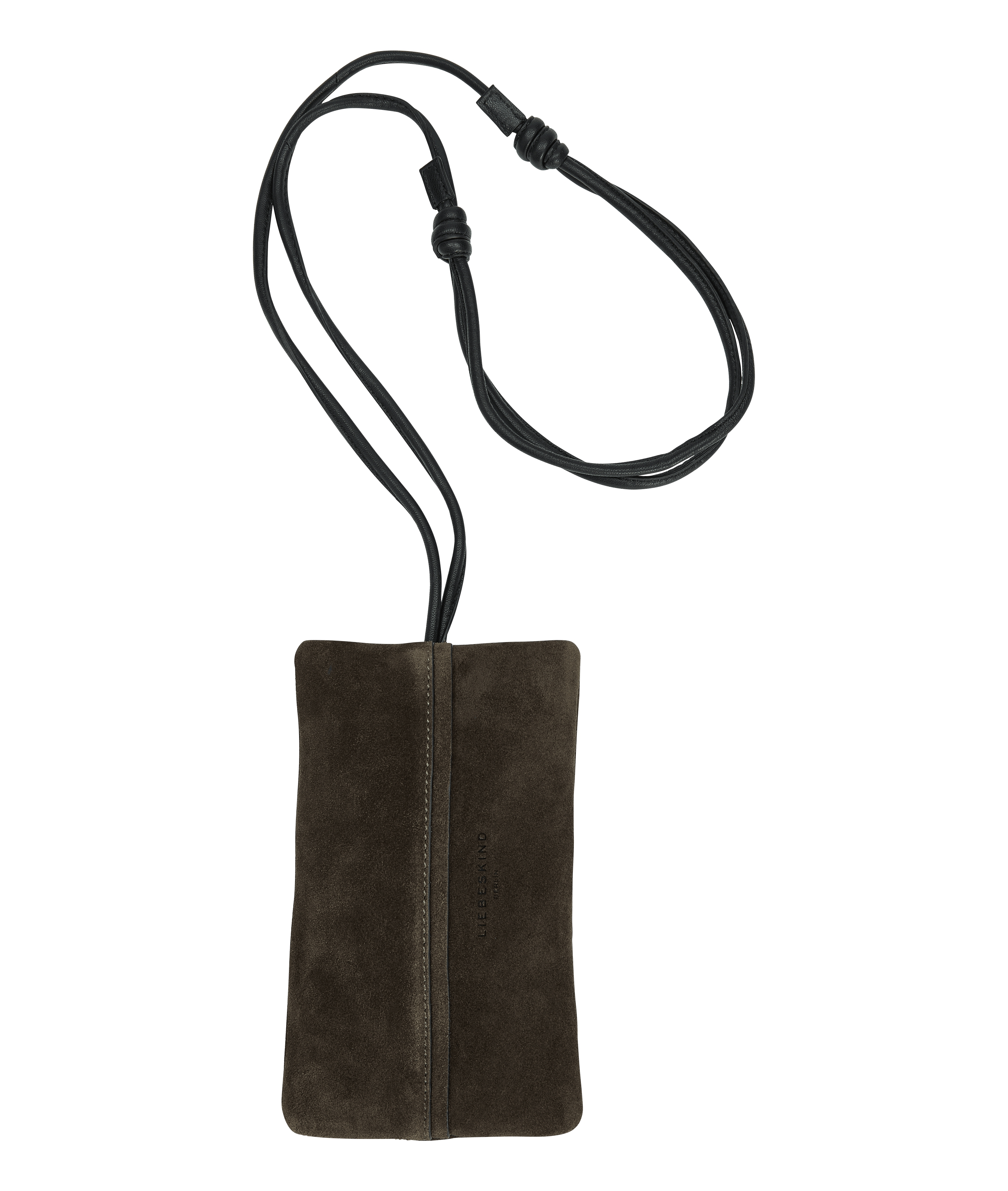 Liebeskind Demi Suede Mobile Pouch