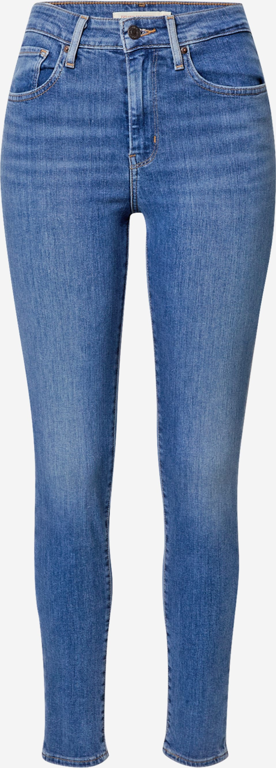 Levi's 721 HIGH RISE SKINNY GOOD AFTE