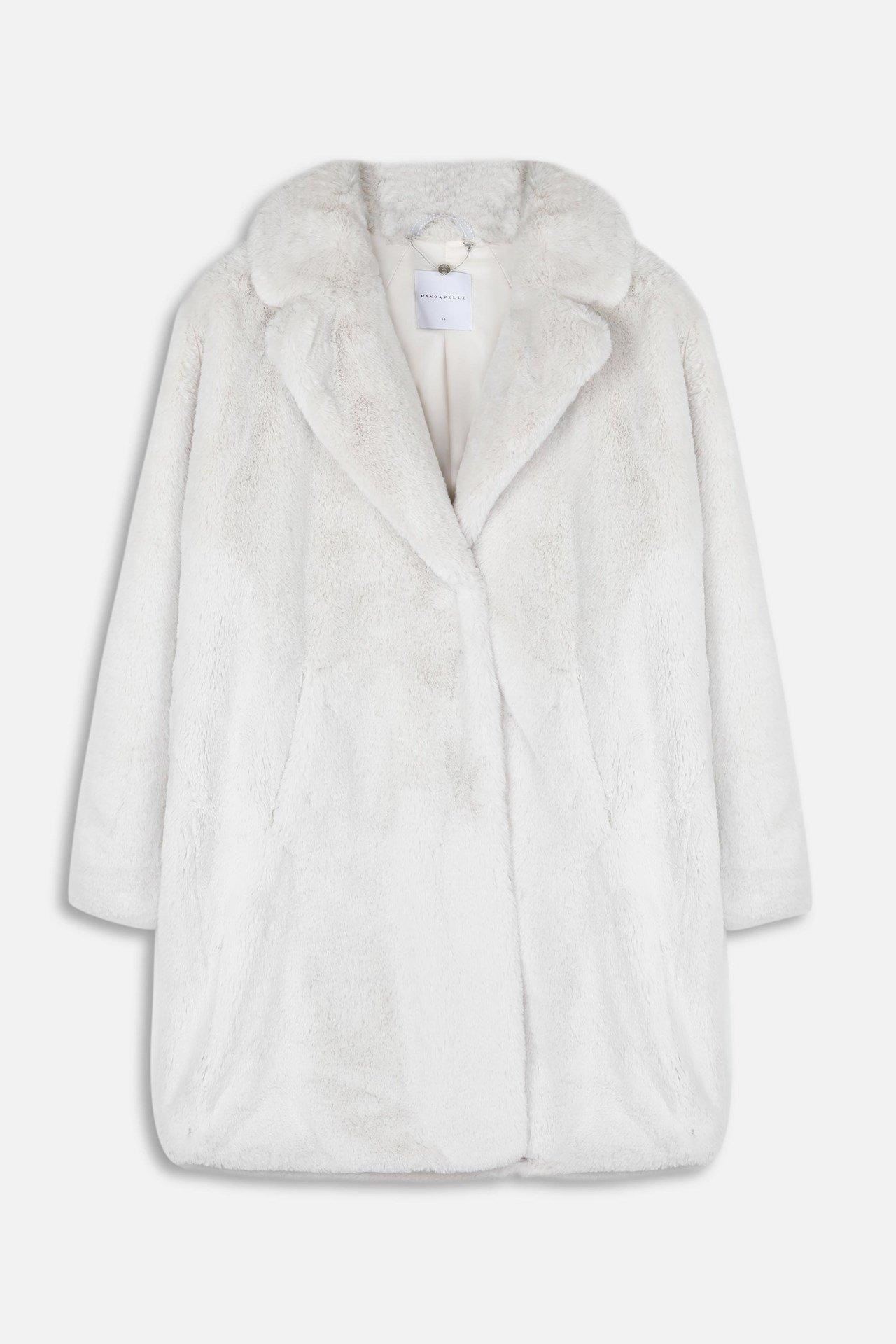 Rino&Pelle Faux fur coat