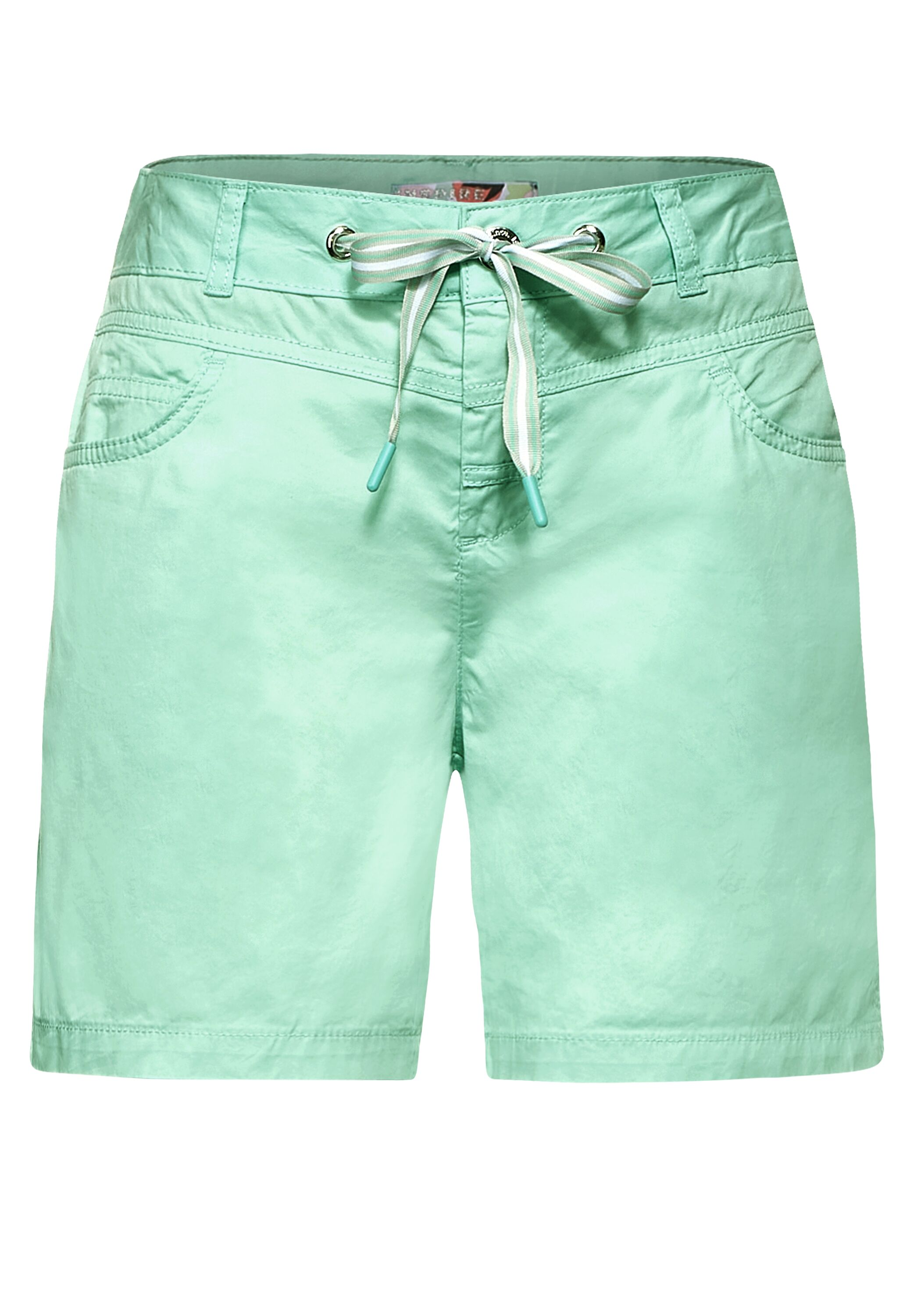StreetOne Loose Fit Shorts in Unifarbe