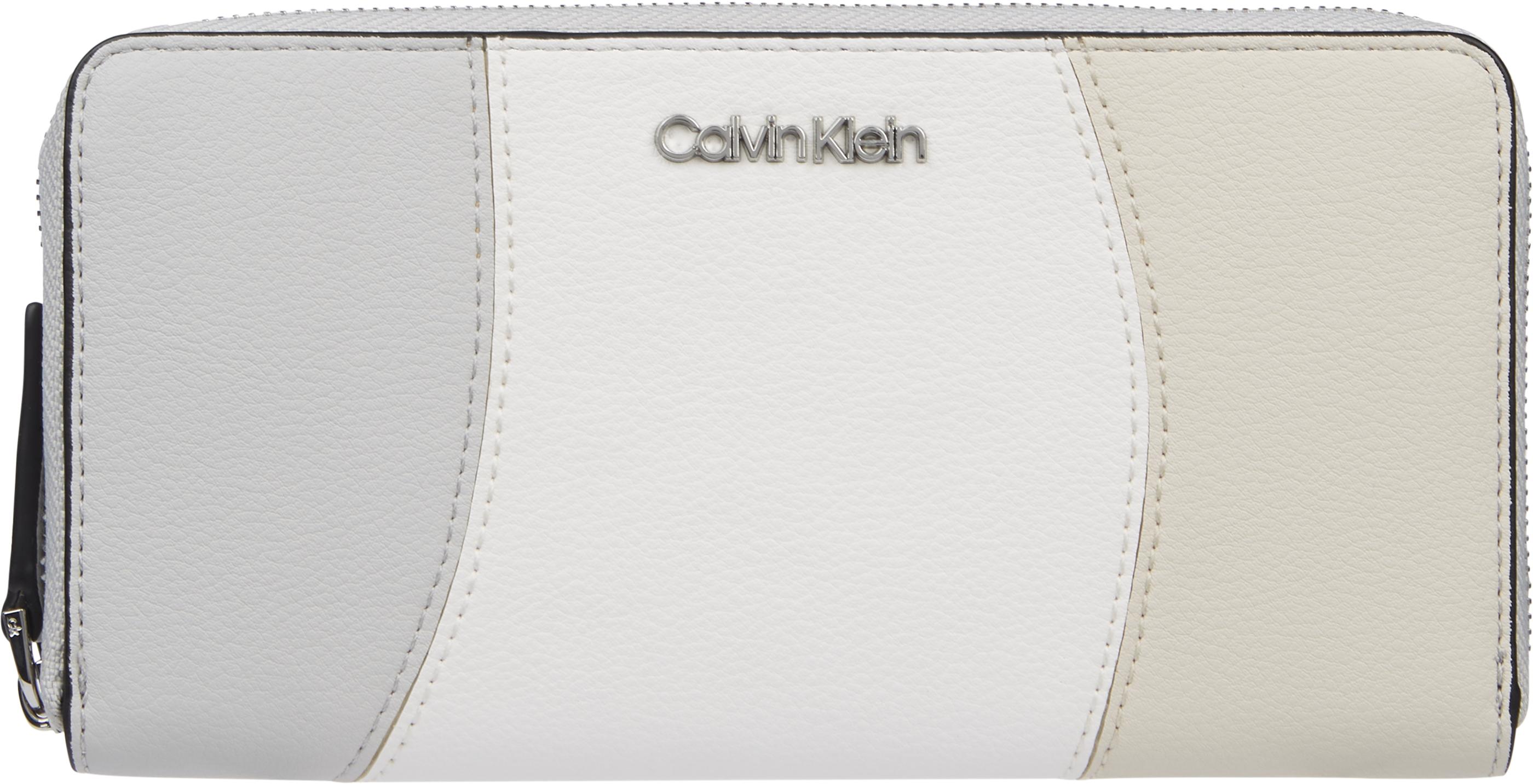 Calvin Klein Z/A WALLET LG PATCHWORK