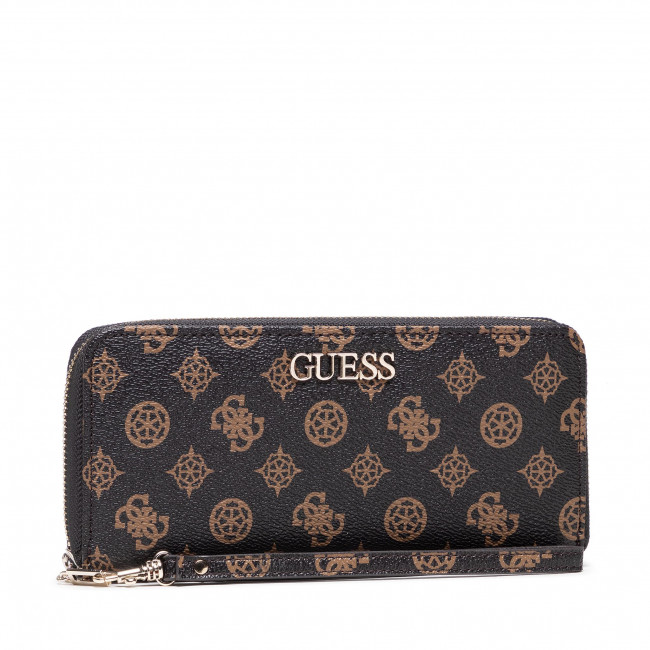 Guess ALBY SLG LARGE ZIP AROUND