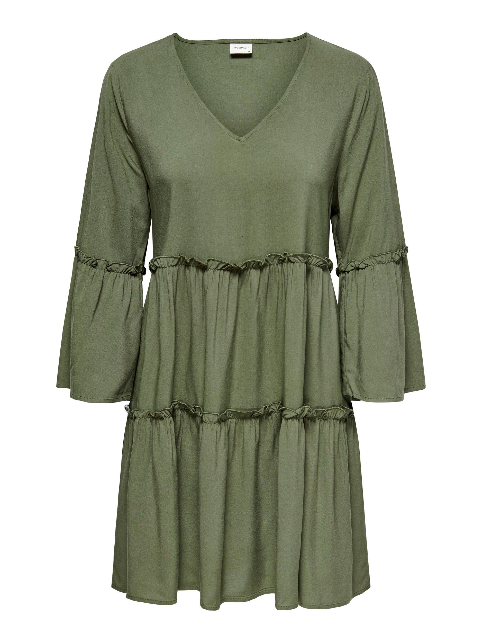 Jacqueline de Yong JDYRIANA 7/8 DRESS WVN