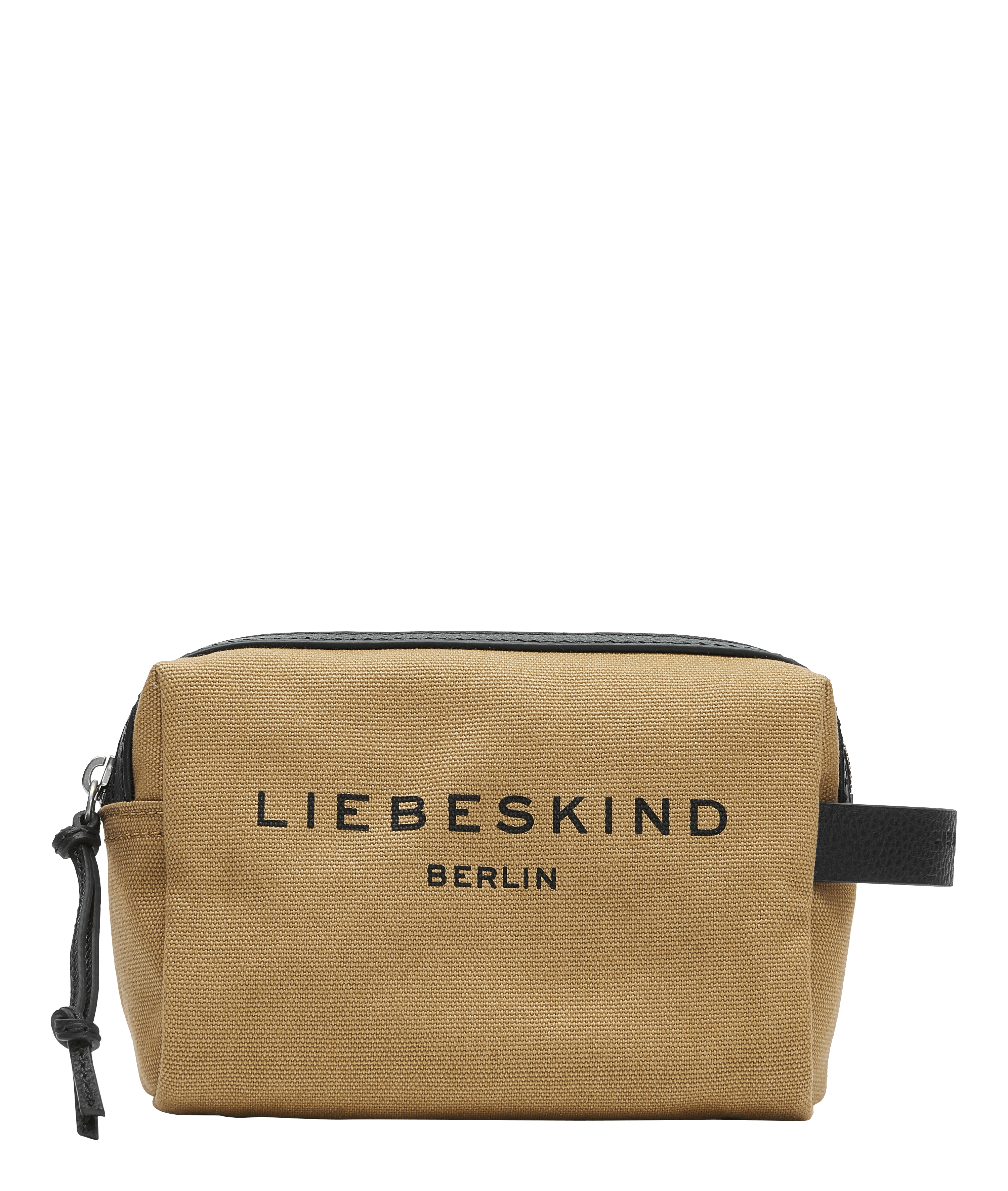 Liebeskind-Berlin Gray Cosmetic Pouch S