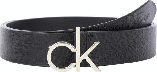 Calvin Klein CK LOGO BELT 30MM SAFFIANO
